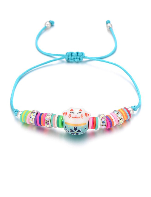 Japanse Lucky Cat armband