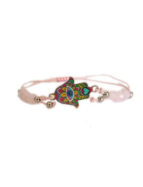 Kleurrijk Hamsa Hand armbandje
