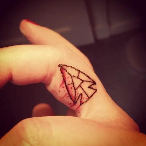 75 Epic Arrowhead Tattoo For Adventurous People
