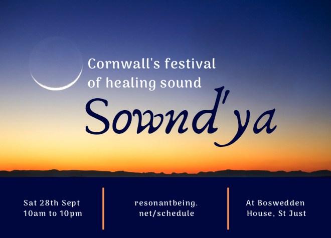 SOwnd'ya - one day Sound Healing festival