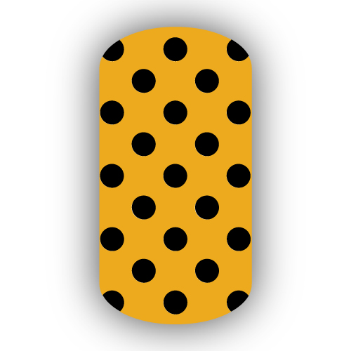 New Orleans Saints Nail Designs