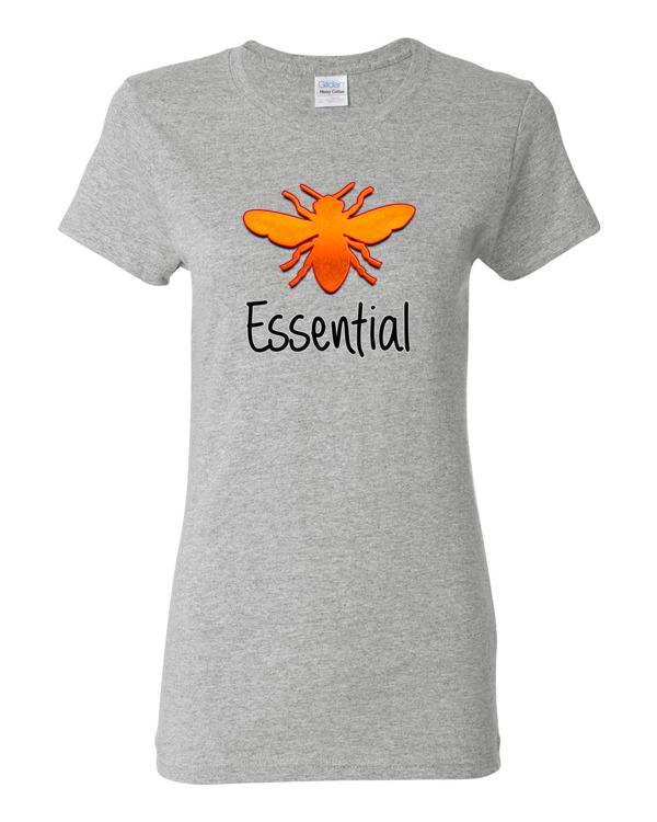 Essential Women S Bumblebee Shirt 0084 Spirit West