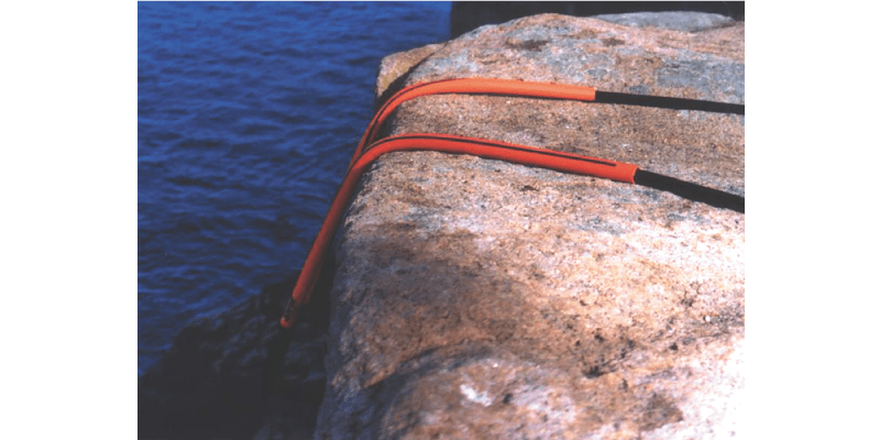 Spiroll Rope Protector