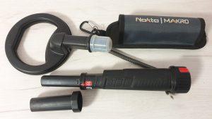 Nokta Makro Pulse Dive 2 in 1 пинпойнтер