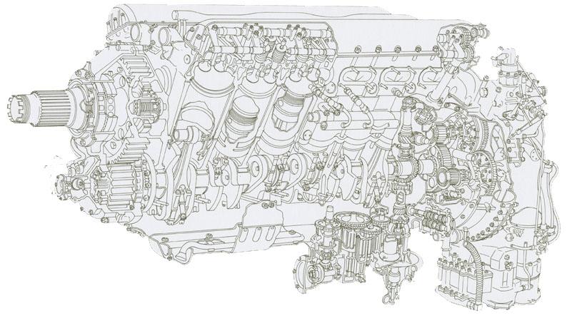 Rolls Royce Merlin 61
