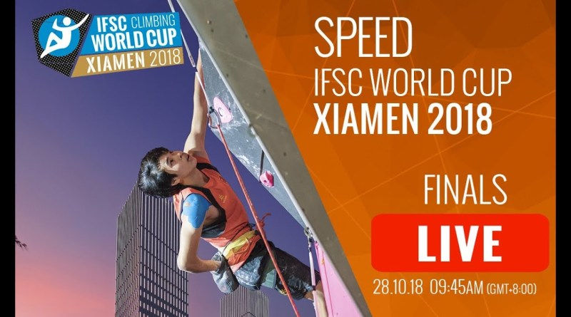 Finale Speed Xiamen 2018