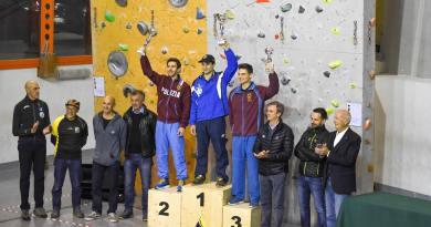Campionato italiano Lead