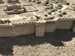 Model of ancient Jerusalem