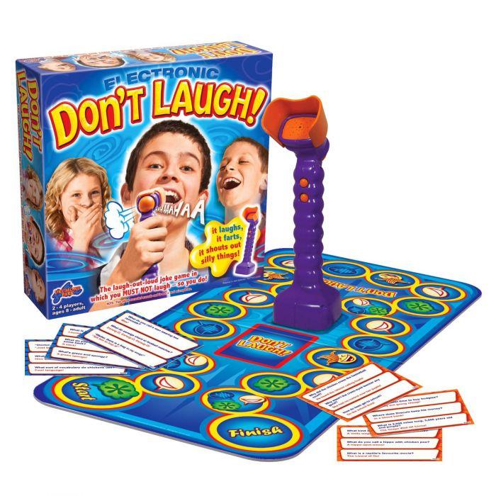 Dont Laugh Game Jokes