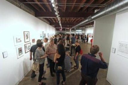 Miishkooki Art Space in Skokie, Illinois (Photo: John Maloof / Miishkooki)