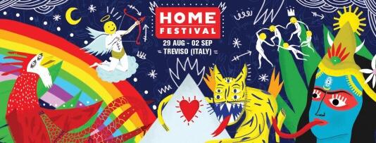 Home Festival al nastro di partenza: stasera free entry al Day0 con Ermal Meta e tantissimi ospiti!
