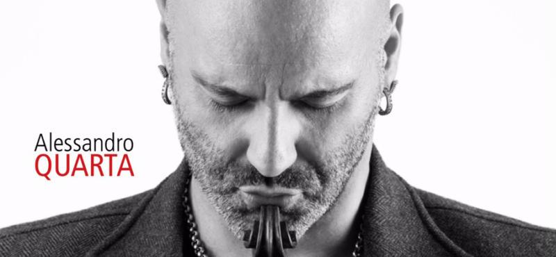 """Alessandro Quarta: """"Il violino fa parte di me: è un mezzo affinché io possa suonare me stesso. """" – INTERVISTA"""