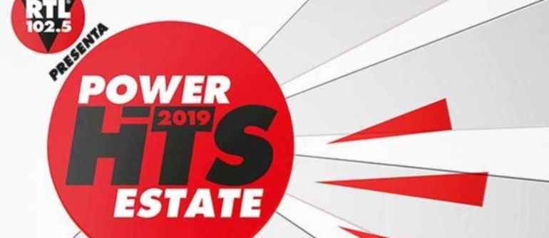 Rtl Power Hits Estate 2019 è sold out! Il cast del 9 settembre