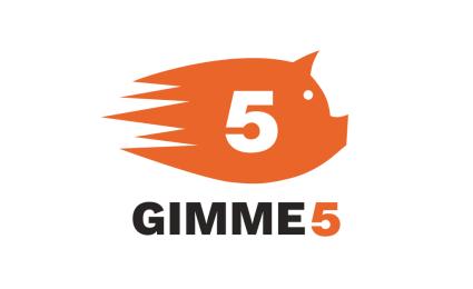 """Con """"GIMME5"""", il risparmio è assicurato!"""