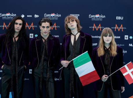 I Maneskin vincono Eurovision Song Contest!