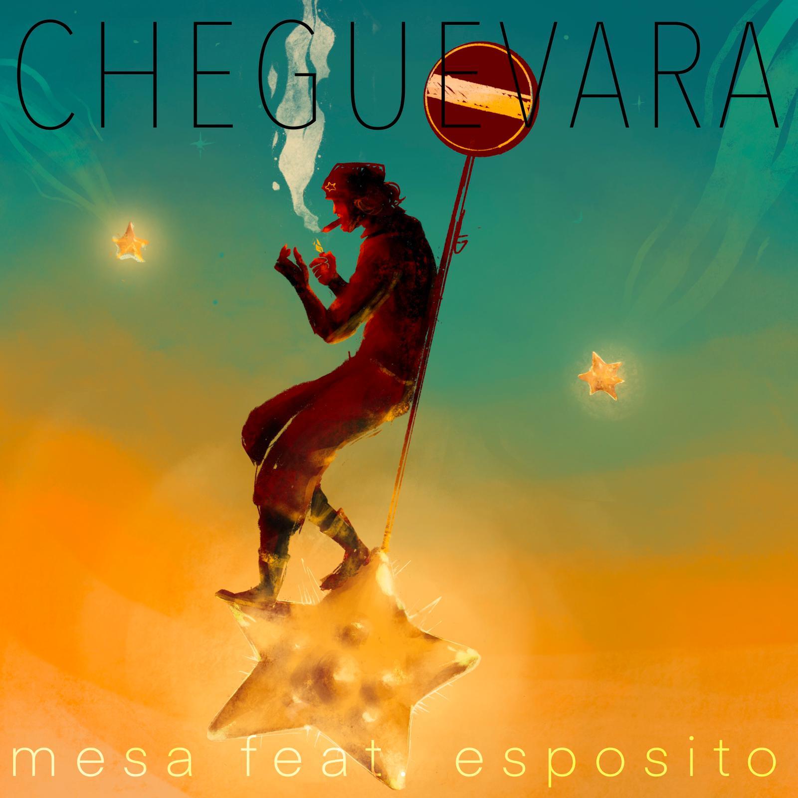 """""""Che Guevara"""": il nuovo singolo di Mesa ed Esposito"""