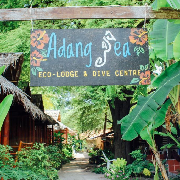 Adang Sea Divers and Eco Lodge op Ko Lipe Island