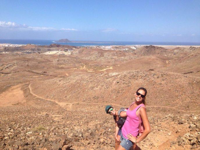 Volcano Hike Corralejo