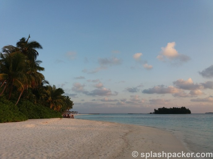 Welcome to paradise in Rasdhoo Atoll