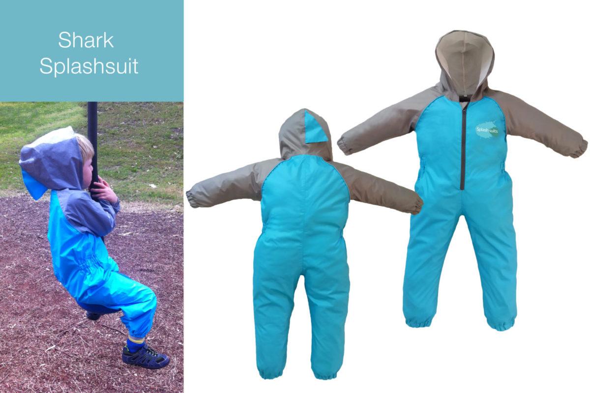 Shark Splashsuit