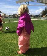 Fairy Splashsuit | Kids Splash Suit | Rain Suit |
