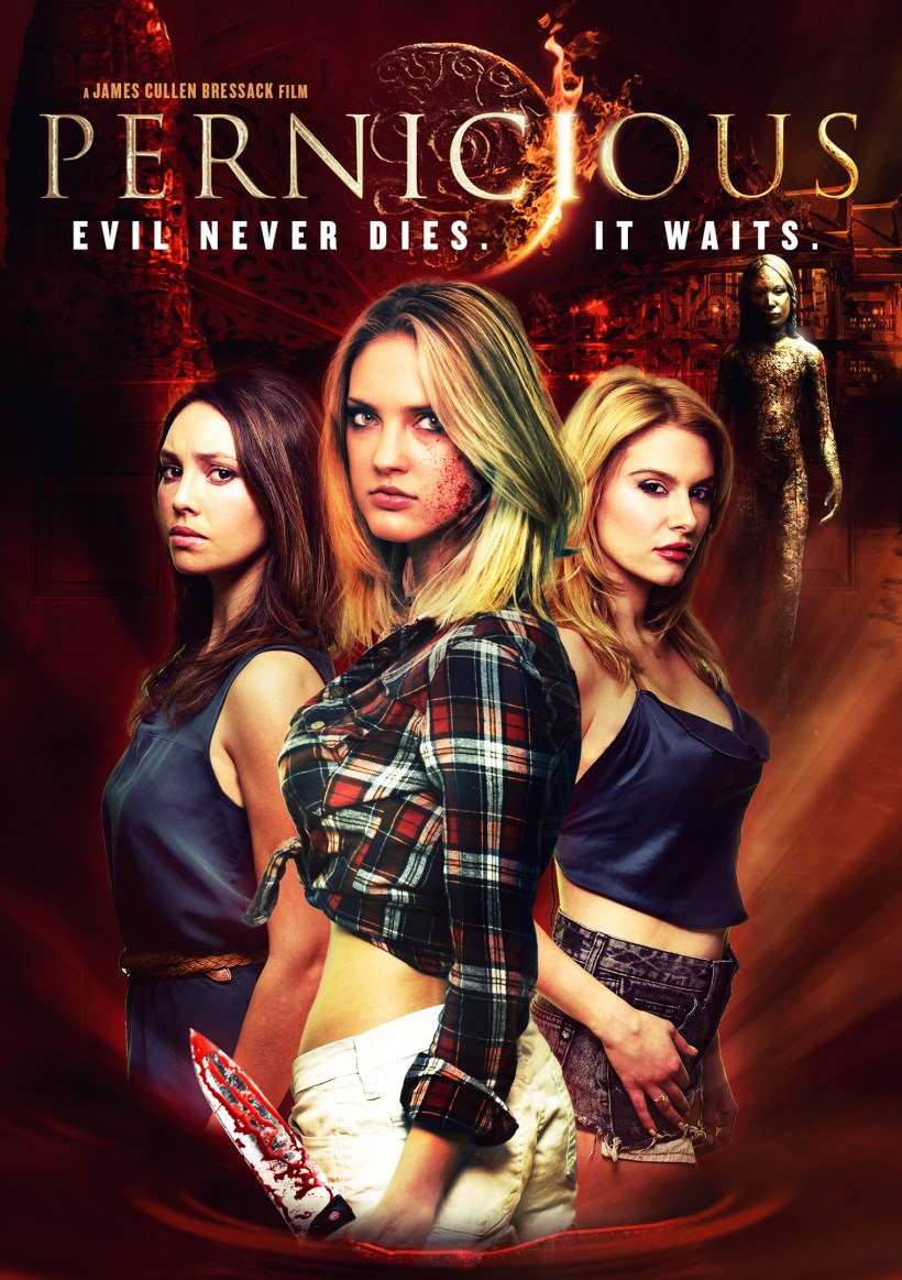 Pernicious DVD Poster
