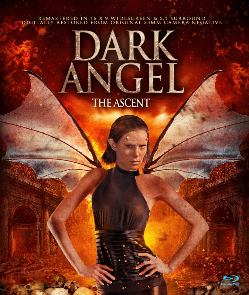 Dark Angel : The Ascent Poster