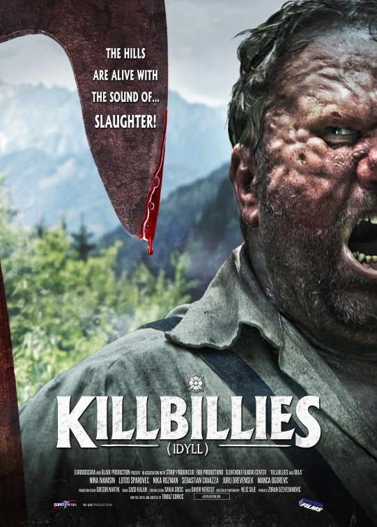 Killbillies (Idyll) Poster