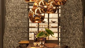 Decorating With Warm Metallics Copper, Bronze Gold