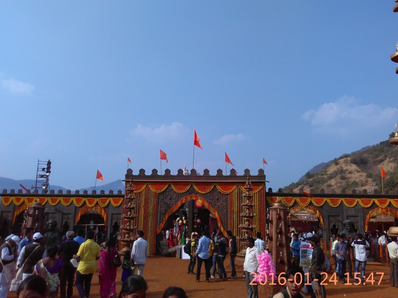 A Road Trip Down the Memory Lane, My Visit to Shivsrushti aka Raigad Mahotsav