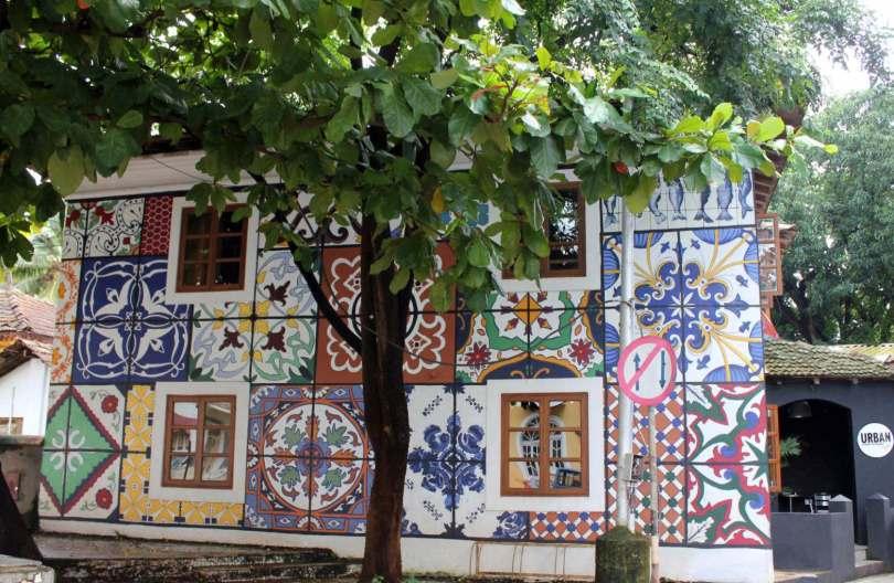 Old Quarter Hostel Panjim Goa