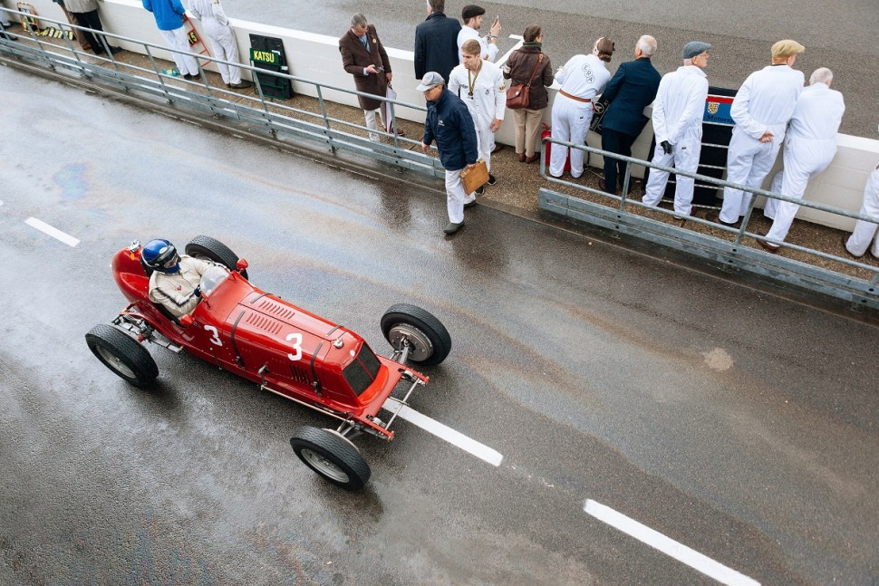 Goodwood Revival by Giulia Legora/Splento