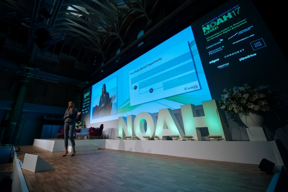 NOAH conference photographed by Daniel Morales