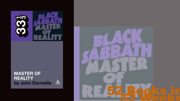 Master of Reality by John Darnielle