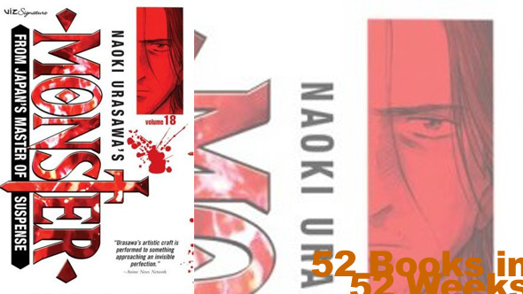 monster vol. 18 by naoki urasawa