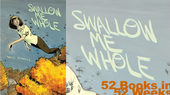 swallow me whole, by nate powell