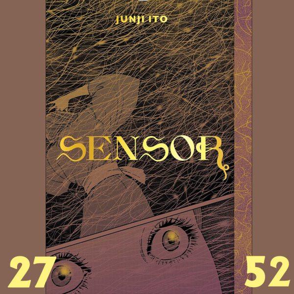 sensor, by junji ito