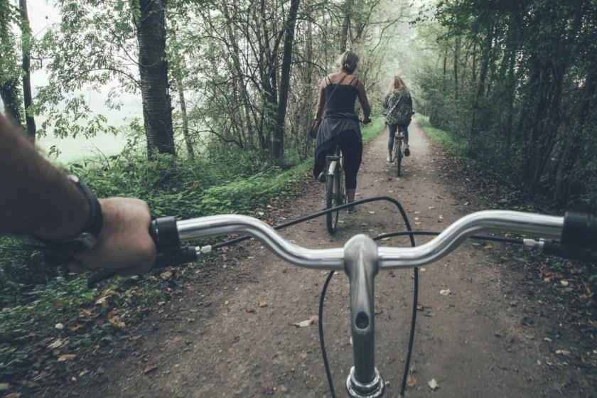 SplitShire Biking