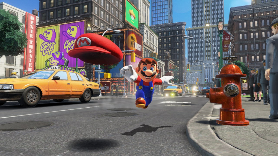 Super Mario Odyssey Is Pretty Much What You D Expect From Modern