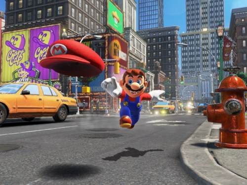 'Super Mario Odyssey' is pretty much what you'd expect from modern Mario