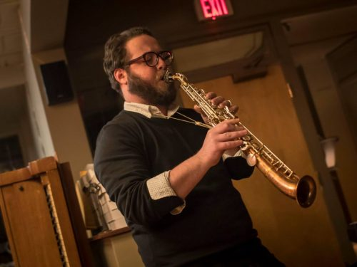 Boston jazzman Brett Walberg constructs 'In Between Dreams' from his own nightmares
