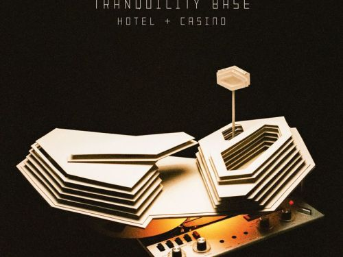 2018 Music That Mattered: 'Tranquility Base Hotel & Casino' by Arctic Monkeys