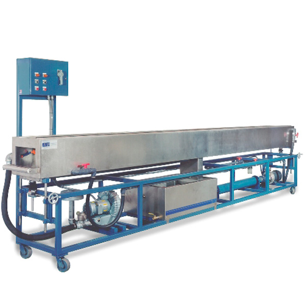 ESI downstream extrusion equipment