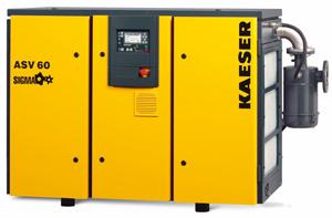 Kaeser Rotary Screw Vacuum Pumps