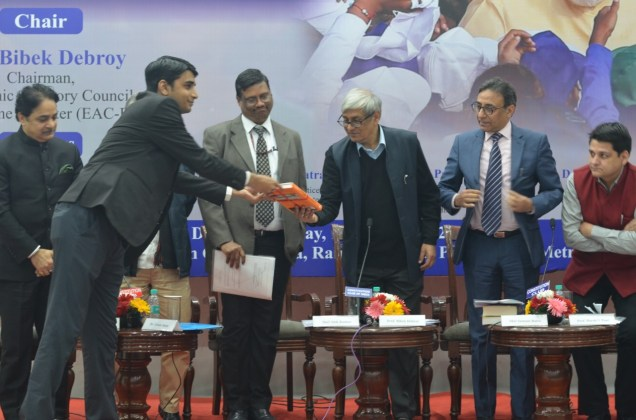 Making of New India Transformation Under Modi Government chaired by Prof. Bibek Debroy (10)