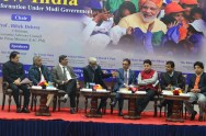 Making of New India Transformation Under Modi Government chaired by Prof. Bibek Debroy (17)