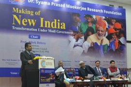 Making of New India Transformation Under Modi Government chaired by Prof. Bibek Debroy (2)