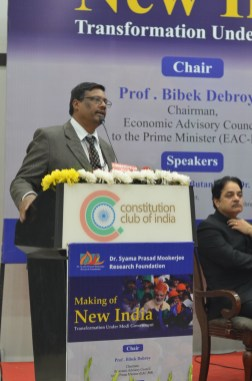 Making of New India Transformation Under Modi Government chaired by Prof. Bibek Debroy (20)