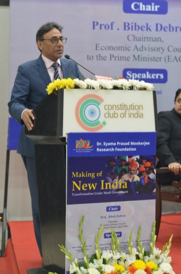 Making of New India Transformation Under Modi Government chaired by Prof. Bibek Debroy (27)
