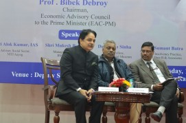 Making of New India Transformation Under Modi Government chaired by Prof. Bibek Debroy (8)